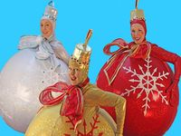 Christmas Bauble Themed Acts