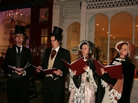Traditional Christmas Musicians & Singers