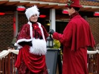 Dickensian Christmas Acts