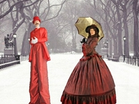 Victorian & Dickensian Christmas Themed Acts